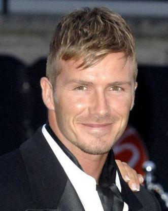 David beckham haircut name