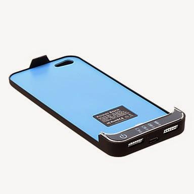 bateria para iphone en carcasa