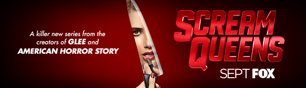 Assistir Scream Queens Dublado 1 Temporada Online