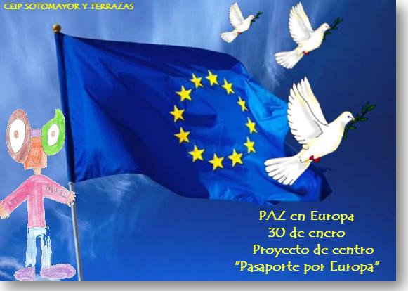 La Paz y Europa