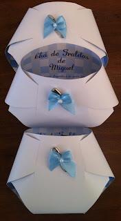Chá de Bebê Ursinho Surfista!!!