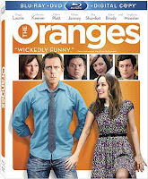 The Oranges Blu-Ray DVD