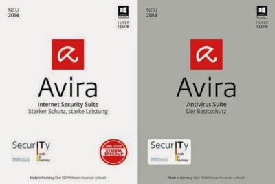 Avira Antivirus Pro + Internet Security 15.0.9.502 Final + Reg