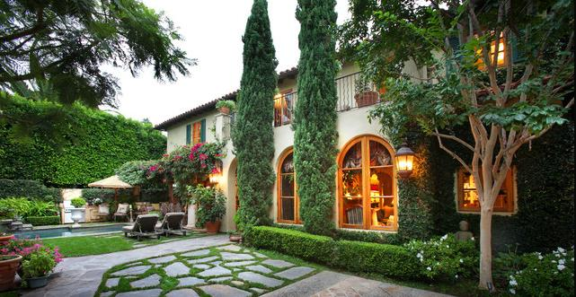 Fotos de jardin estilos de jardines - Fotos de jardines de casas ...