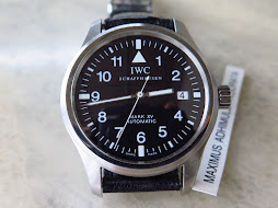 IWC MARK XV - IW3253-01 - AUTOMATIC CAL 37524