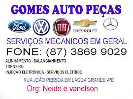GOMES AUTO PEÇAS