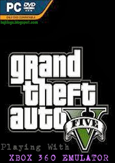 GTA V PC 2013 Xbox 360 Emulator+BIOS
