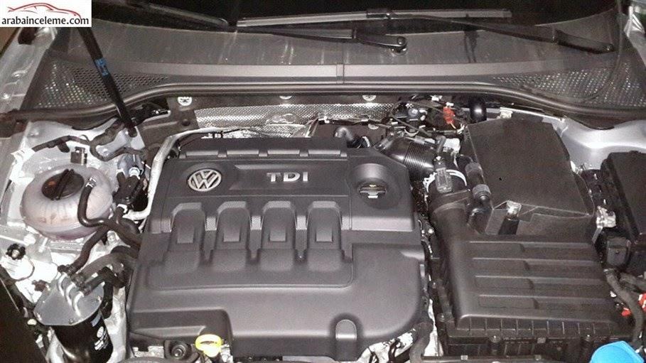2015 Volkswagen Passat Resimleri