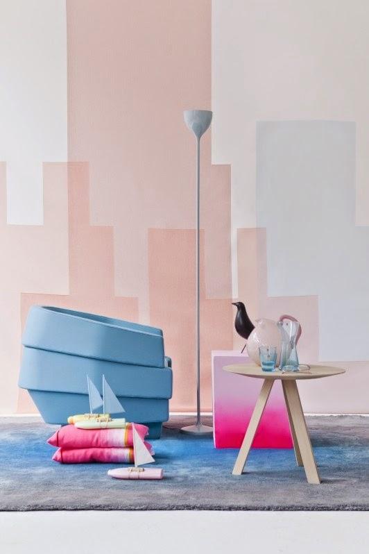 Lia leuk interieur advies lovely interior advice pink blue for Eigenhuis interieur
