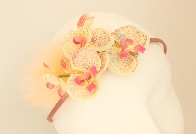 Colección Orquídea - Tiara Beige