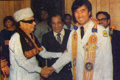 MGR with Japanese Doctor