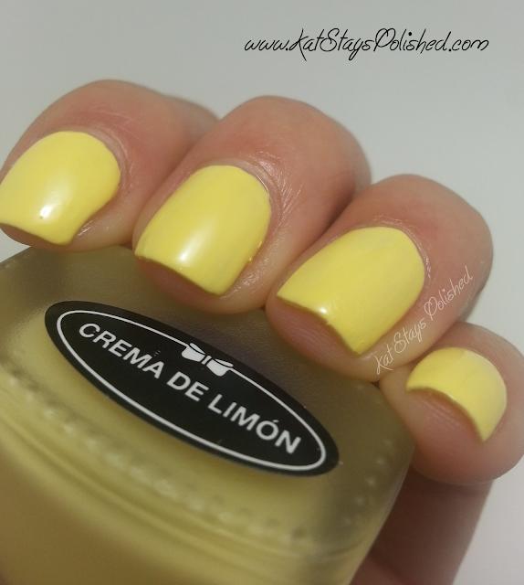 Ipsy August Glam Bag - Lime Crime Crema de Limon
