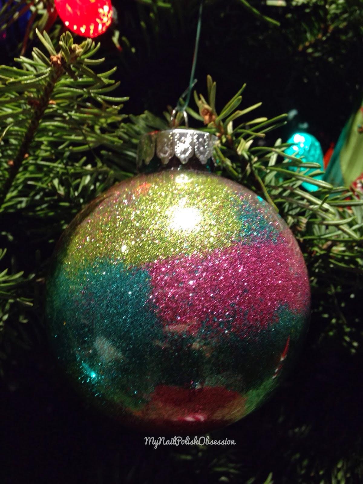 my nail polish obsession polish ornaments