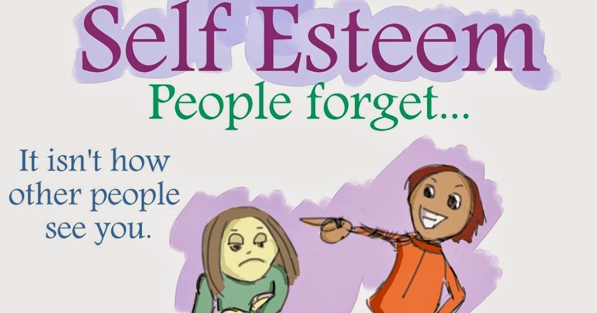 how to help a friend with low self esteem