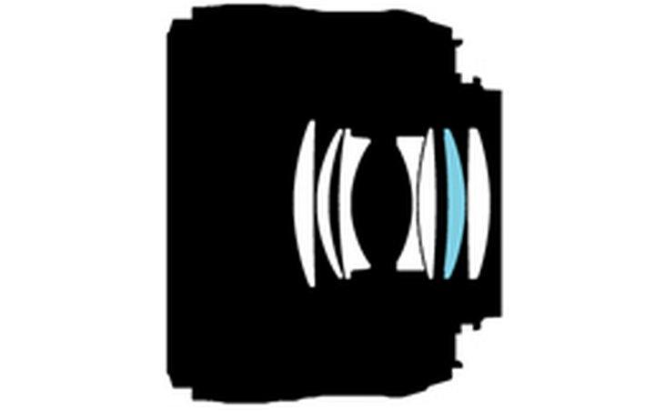 Оптическая схема - 7 элементов