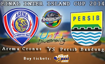 Harga Tiket FINAL INTER ISLAND CUP 2014-2015