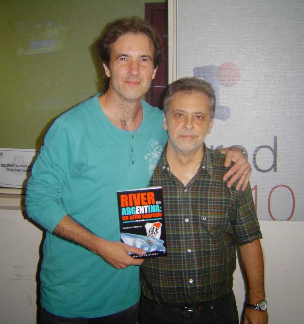 2013: CON MARCELO BAFFA
