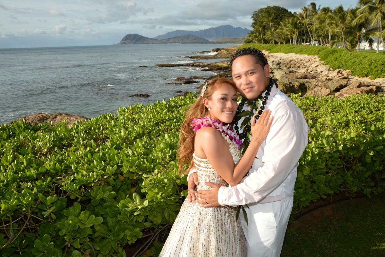 West Oahu Coastline