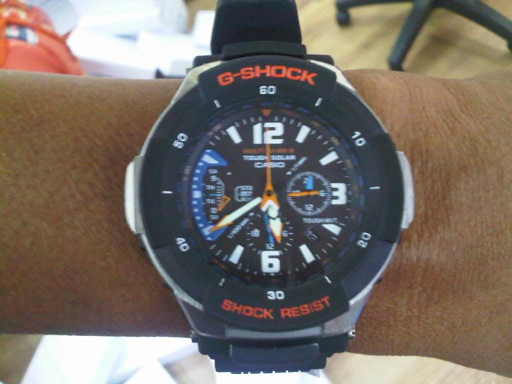 Replica g shock watches - Casio Gshock Flight Men Watch