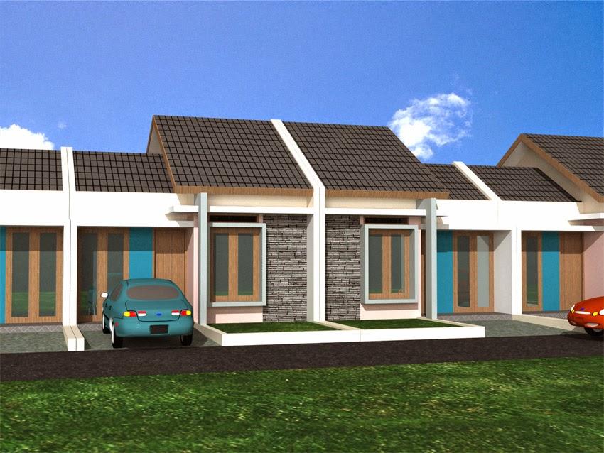 contoh gambar desain rumah minimalis type 36 terbaru 2014