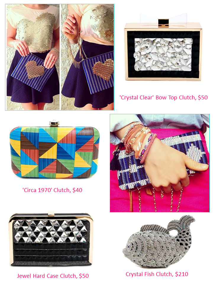 Bijuju Fall 2014 Clutches