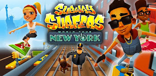 Subway surfers v 1.6.0 apk