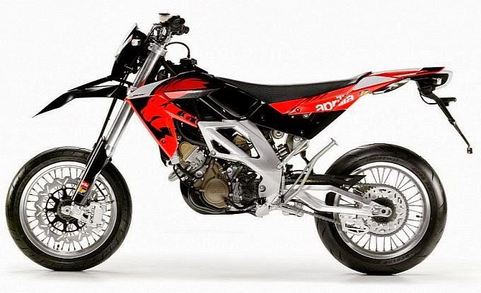 Latest Aprilia SXV 450 Dirt Motorcycles
