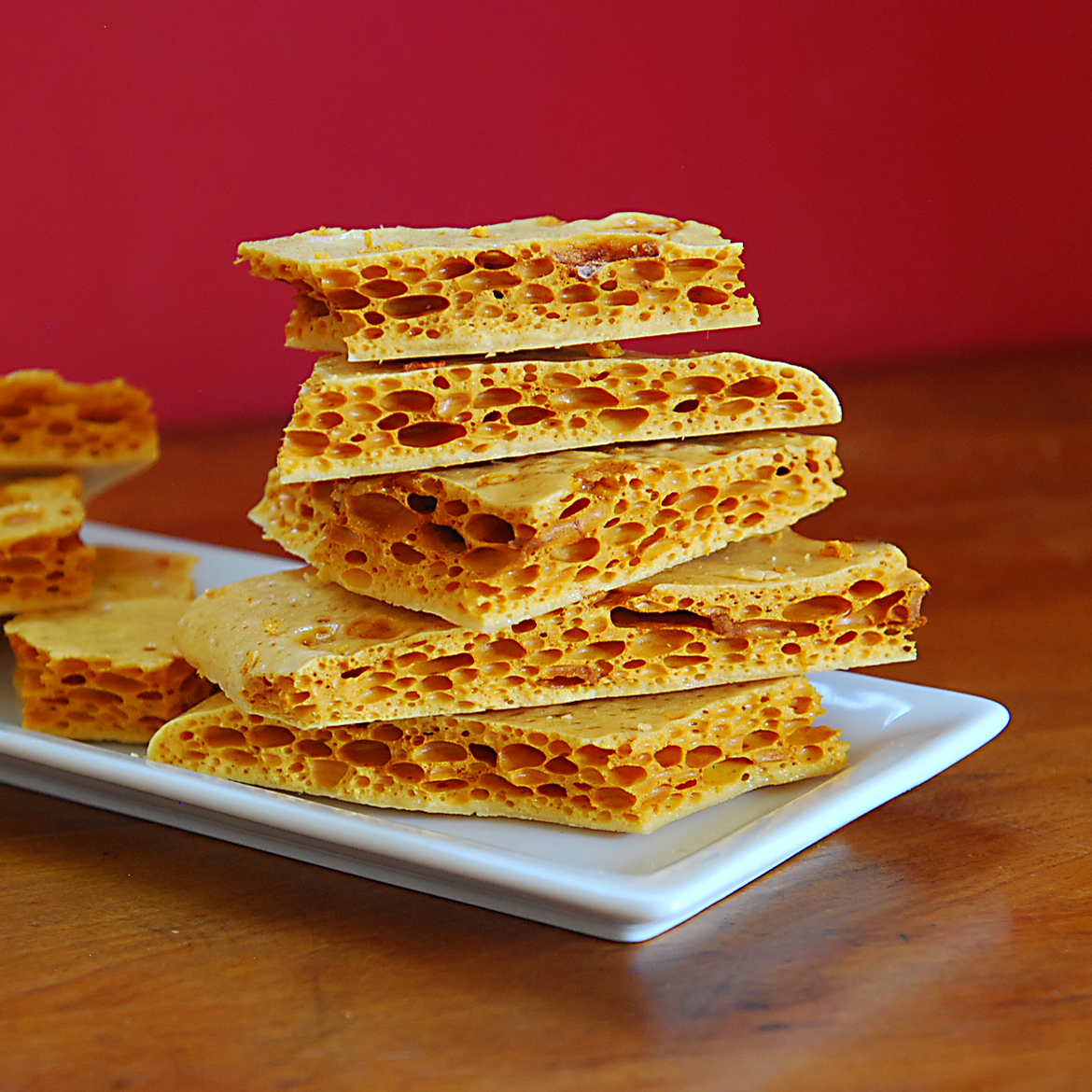Honeycomb Bars Recipe — Dishmaps