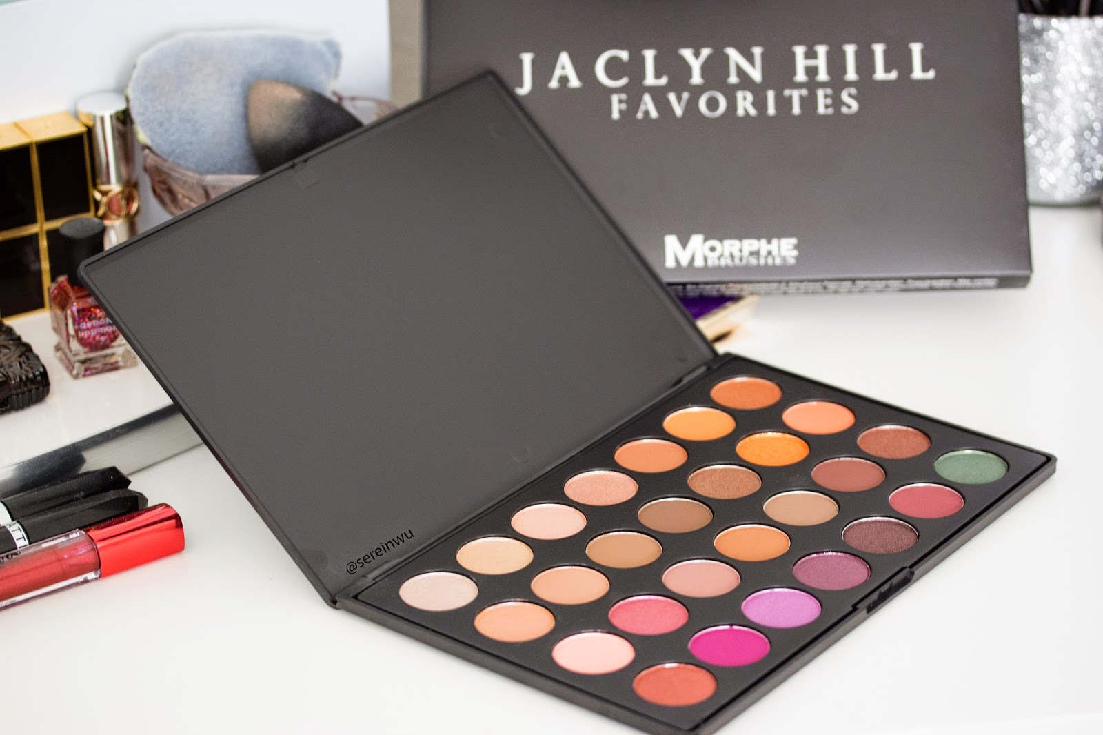 jaclyn hill favorite morphe brushes. i\u0027ve been a recent fan of jaclyn hill and i want to support youtubers whenever possible. think it as karma :-) favorite morphe brushes 3