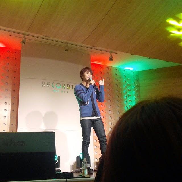 Fan Meeting en Seúl el 21 de Diciciembre-2014 Rimurimu%2B1