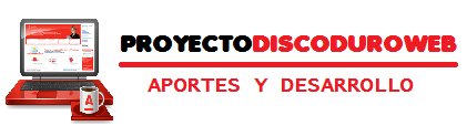 Proyecto Disco Duro Web