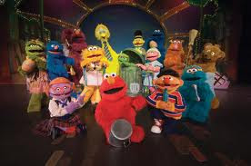 Elmo Makes Music tour Target Center Minneapolis
