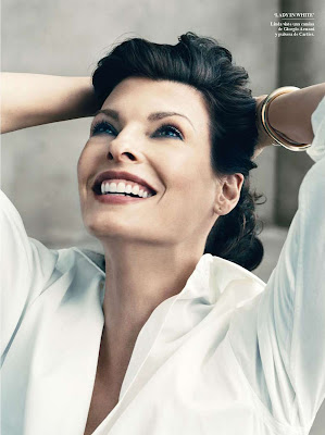 Linda Evangelista by Norman Jean Roy for Vanity Fair Spain-3