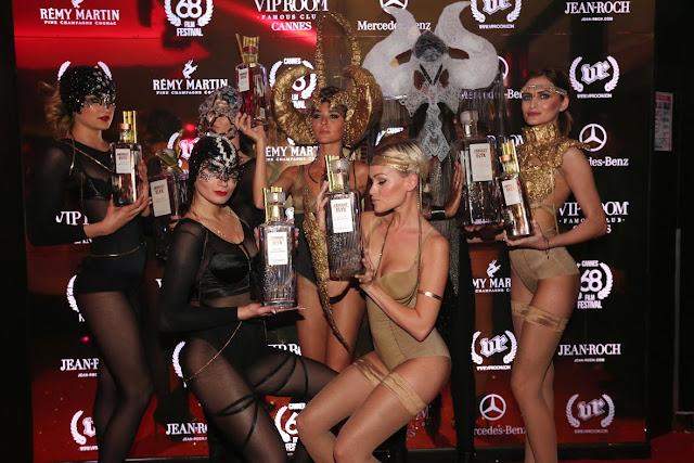 Wacoal VIP Room at Cannes