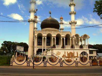 Surinam turismo capital Paramaribo