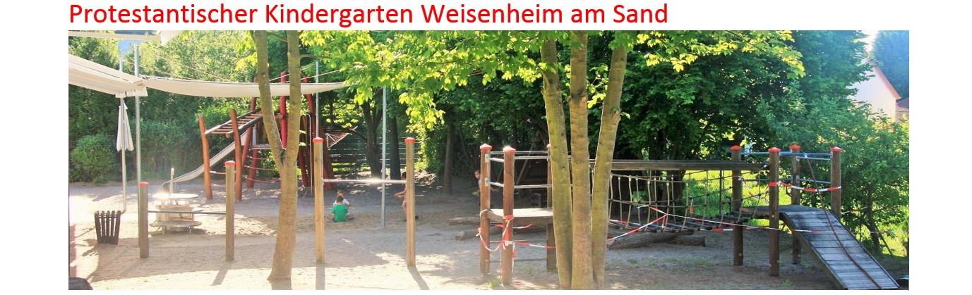 Protestantischer Kindergarten Weisenheim am Sand