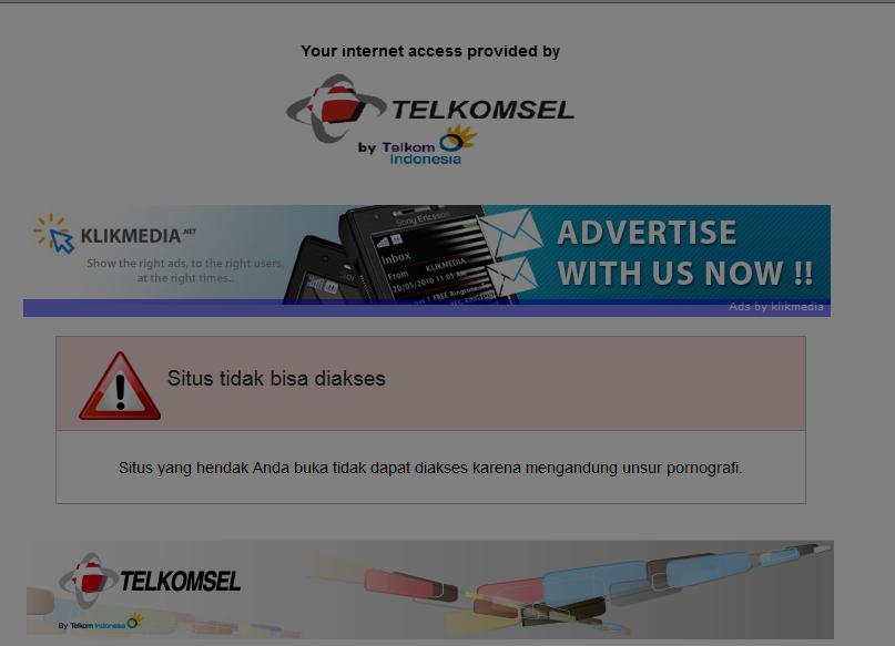 Cara Membuka Blokir Jaringan Untuk Telkomsel Simpati,Three,xl,Speedy