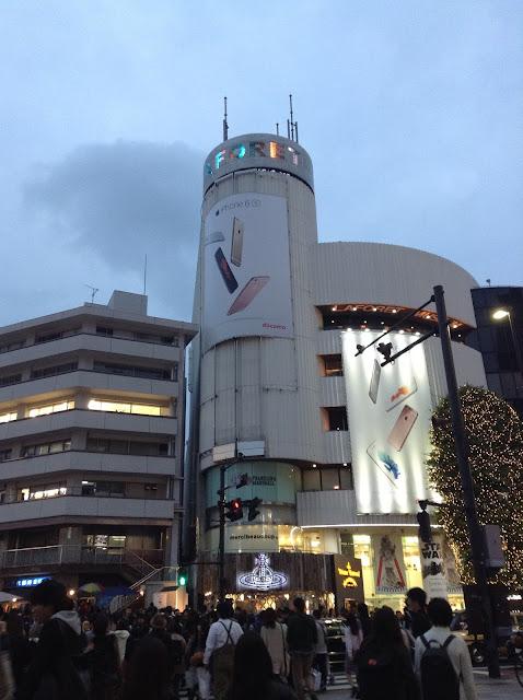 Laforet, Harajuku