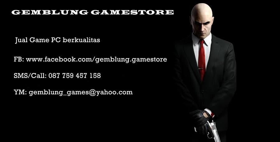 GEMBLUNG GAMESTORE