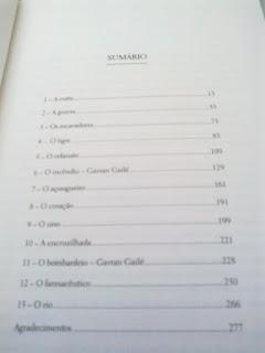Página do livro A nova do tigre, de Téa Obreht