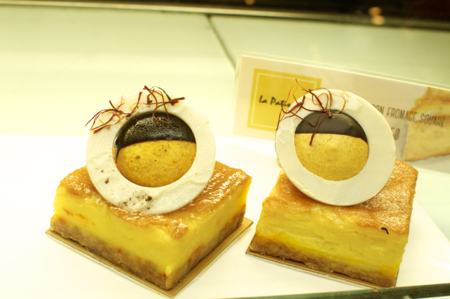 Cheesecakes at Taj Coromandel