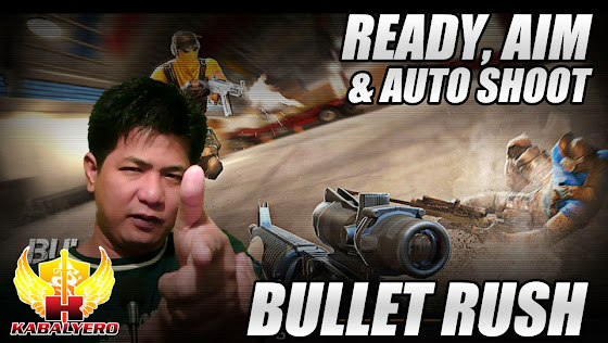 Bullet Rush - Ready, Aim & Auto Shoot