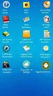 KPSS Soru Canavarı Android Apk İndir