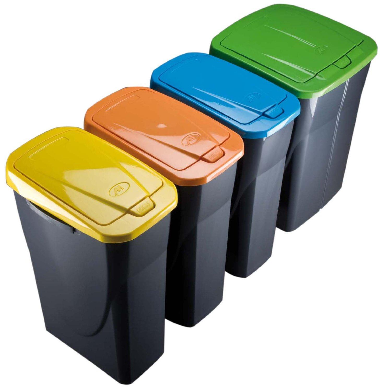 Recycling Mülleimer recycling mülltrennung ganz einfach was bedeutet recycling
