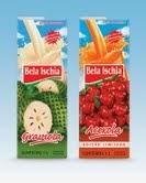 Bela Ischia lança sabores tropicais na 26ª Super Rio Expofood 2014