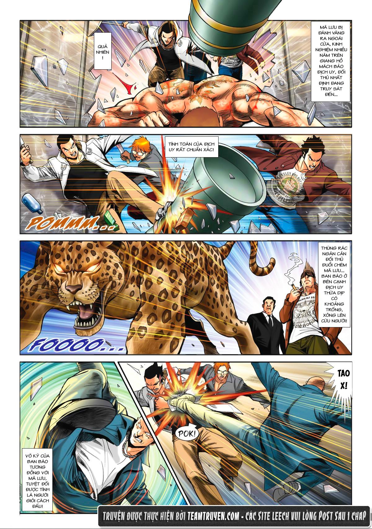 Người Trong Giang Hồ Chap 1571 - Next Chap 1572