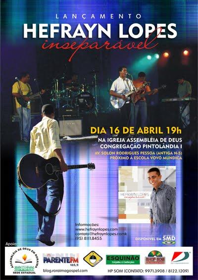 """LANÇAMENTO DO CD """"INSEPARÁVEL"""""""