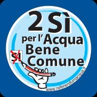 ACQUA BENE COMUNE