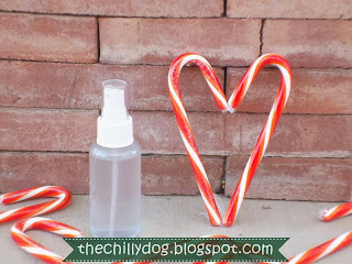 Peppermint Room Spray Recipe: Add a spritz of scent to a room or car with an easy to make spray | The Chilly Dog