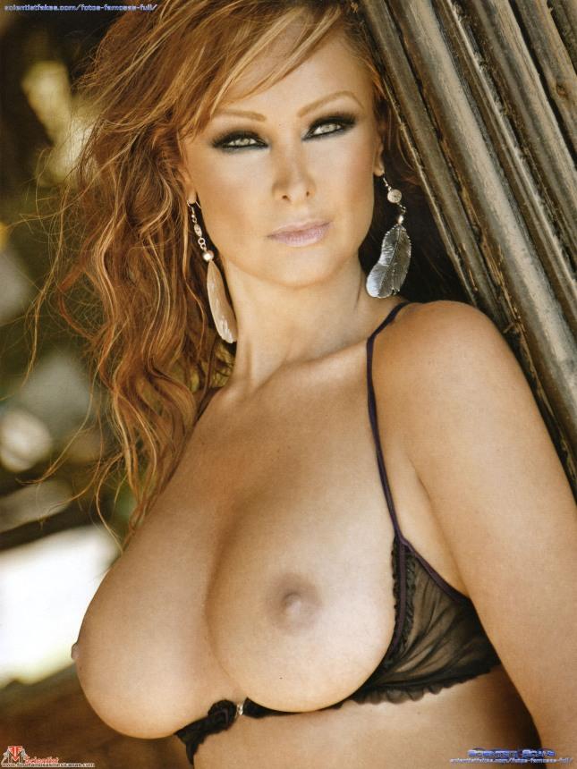 Marisol Santacruz Naked In Playboy November